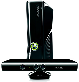 Xbox 360  Kinect Screenshot