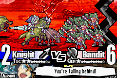 Yggdra Union Screenshot