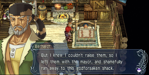 Ys: The Oath in Felghana Screenshot