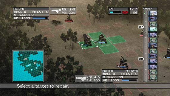 Zoids Assault – Review – GameCritics com