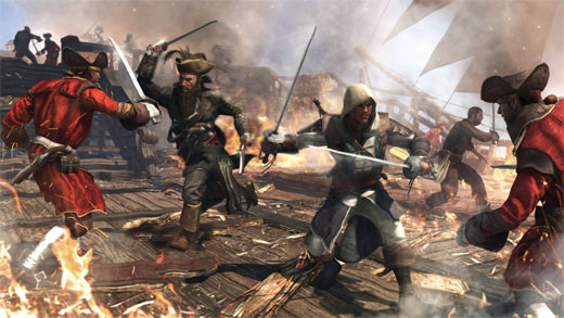 Assassin's Creed IV: Black Flag Review Screenshot