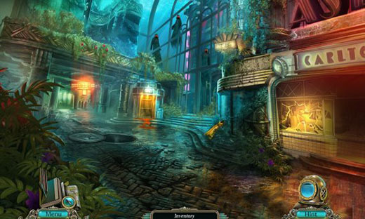 Abyss:The Wraiths of Eden Review Screenshot
