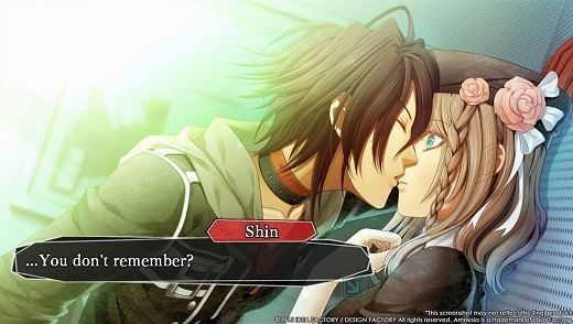 Amnesia: Memories Review Screenshot