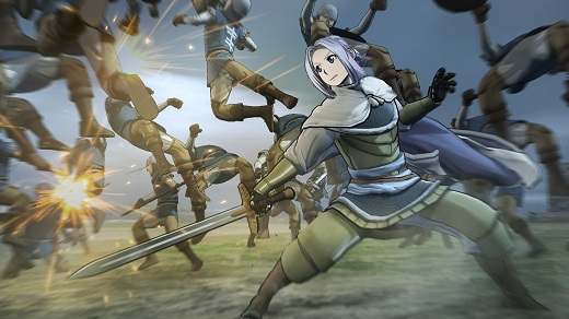 Arslan: The Warriors Of Legend Review Screenshot