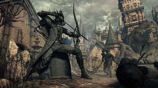 Bloodborne: The Old Hunters Review Screenshot