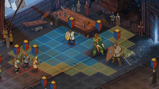 Banner Saga PS4 Review Screenshot