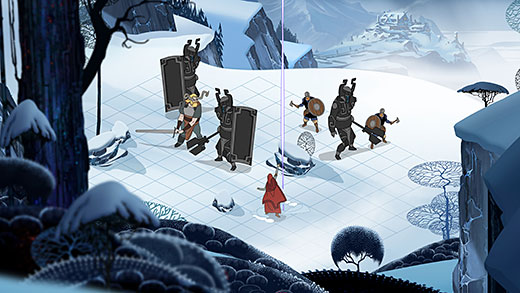Banner Saga Review Screenshot