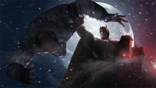 Batman Arkham Origins Review Screenshot
