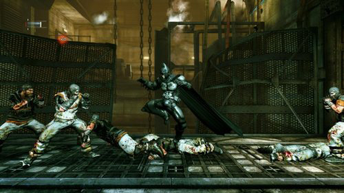 Batman Arkham Origins Blackgate Review Screenshot