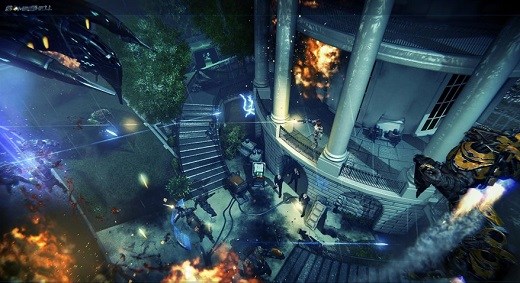 Bombshell Review Screenshot