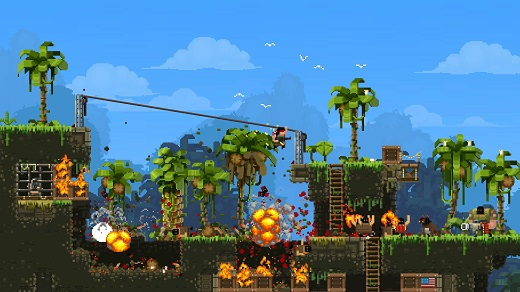 Broforce Review Screenshot