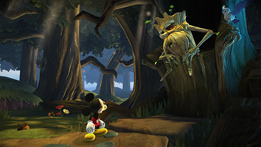 Castle of Illusion Review Screenshot