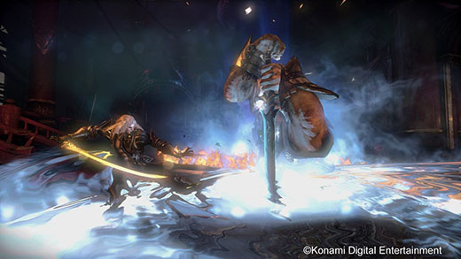 Castlevania: Lords Of Shadow 2 - Revelations Review Screenshot