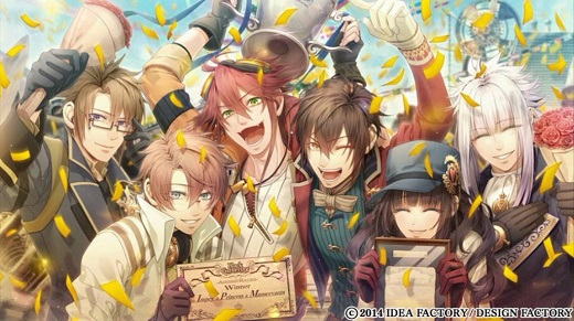 Code Realize: Guardian Of Rebirth Review Screenshot