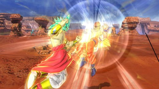 Dragon Ball Z: The Battle of Z Review Screenshot