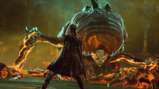 DMC: Devil May Cry Definitive Edition Review Screenshot