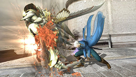 Devil May Cry 4 Special Edition Review Screenshot