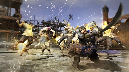 Dynasty Warriors 8: Empires Review Screenshot