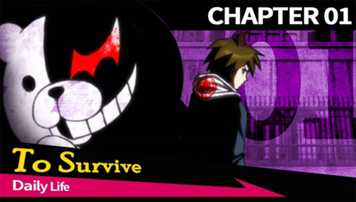 Danganronpa: Trigger Happy Havoc Review Screenshot