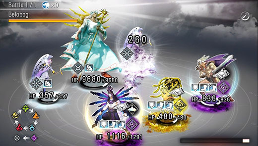 Destiny of Spirits Review Screenshot