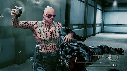 Devil's Third Review Screenshot
