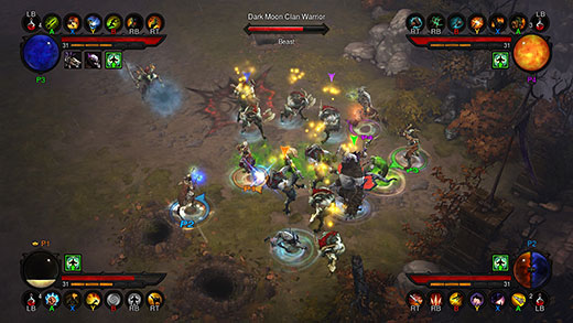 Diablo III Review Screenshot