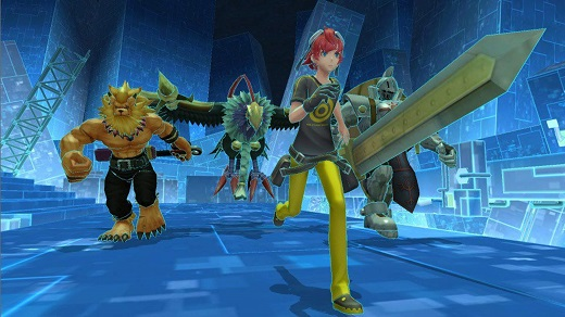 Digimon Story Review Screenshot