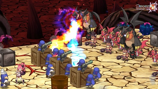 Disgaea 5: Alliance of Vengeance Review Screenshot