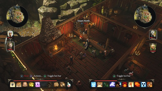Divinity: Original Sin Enhanced Edition Review Screenshot
