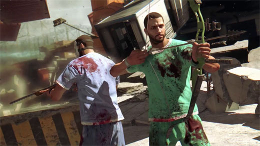 Dying Light: The Bozak Horde Review Screenshot