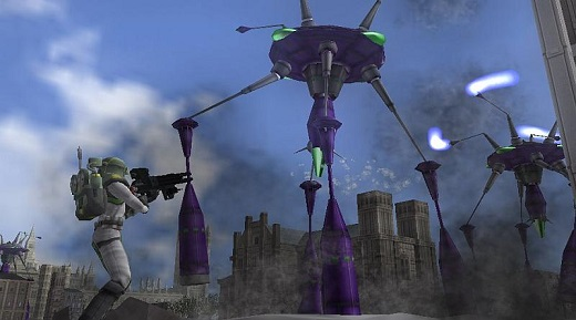 Earth Defense Force 2: Invaders From Planet Space Review Screenshot