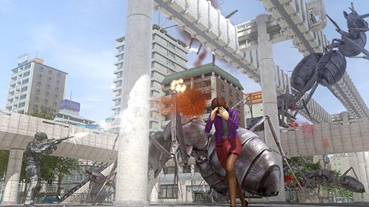 Earth Defense Force 2025 Review Screenshot