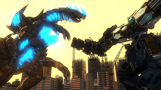 Earth Defense Force 4.1 Review Screenshot