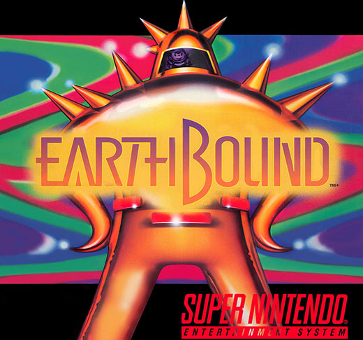 Earthbound Book Review