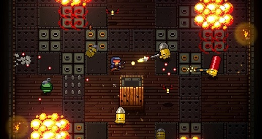 Enter the Gungeon Review Screenshot