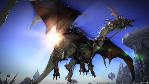 Final Fantasy XIV: Heavensward Review Screenshot