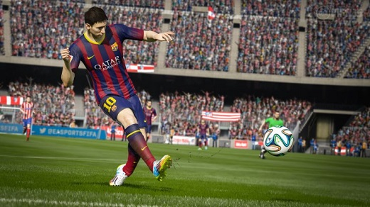 FIFA 16 Review Screenshot