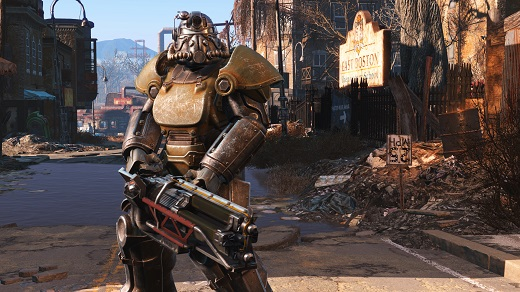 Fallout 4 Review Screenshot