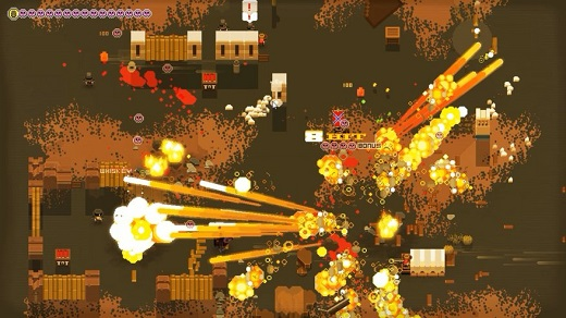 A Fistful of Gun Review Screenshot
