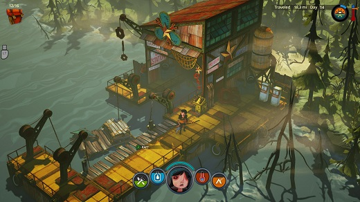 The Flame in the Flood Review Screenshot