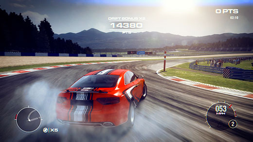 GRID 2 Review Screenshot