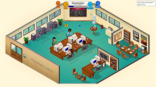 Game Dev Tycoon Review Screenshot