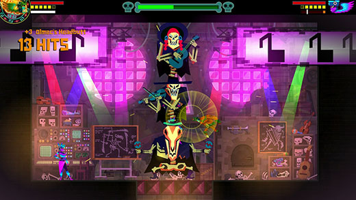 Guacamelee! Super Turbo Championship Edition Review Screenshot