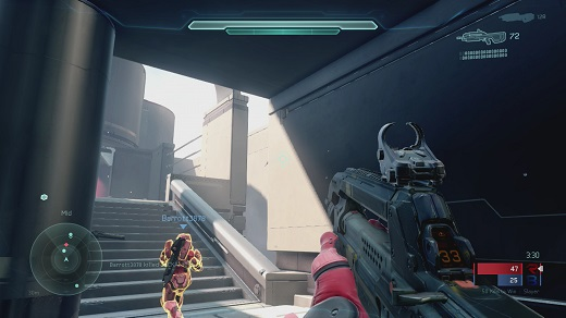 Halo 5: Guardians Review Screenshot