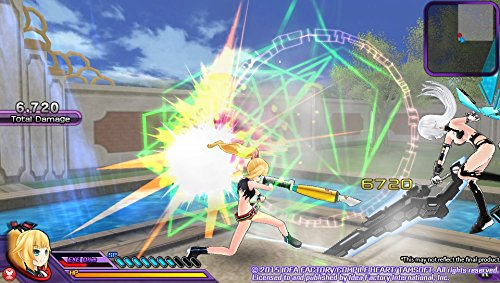 Hyperdimension Neptunia U Review Screenshot