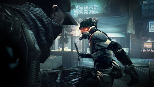 Killzone: Mercenary Review Screenshot