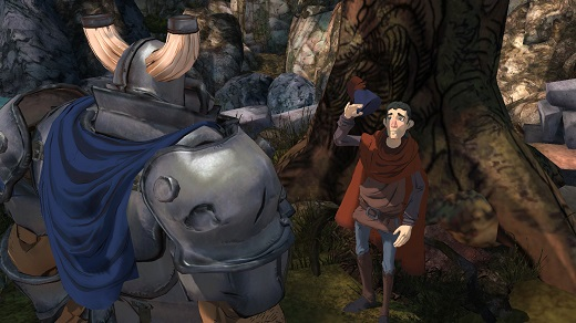 King's Quest: A Knight To Remember Review Screenshot