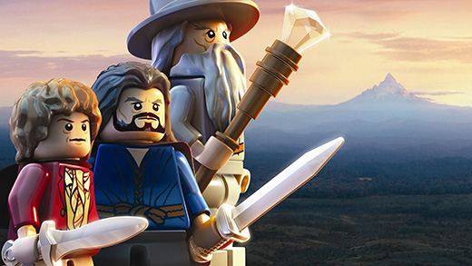 LEGO The Hobbit Review Screenshot