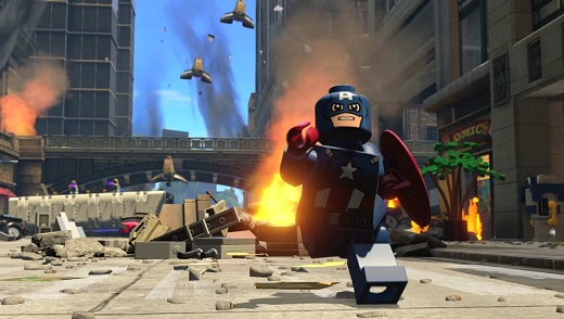 LEGO Marvel's Avengers Review Screenshot