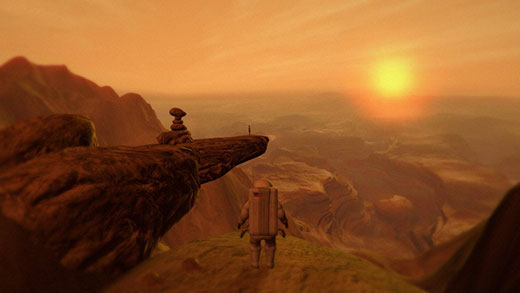 Lifeless Planet Review Screenshot